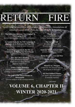 Return Fire Zine Coer