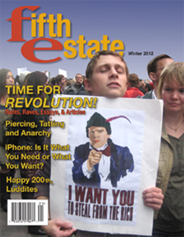 Fifth Estate #386 Out Now