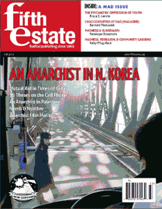 Fifth Estate #390 Out Now