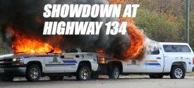 Showdown at Highway 134: Mi'kmaq Blockade against Fracking