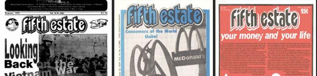Fifth Estate Interviewed by Final Straw Radio