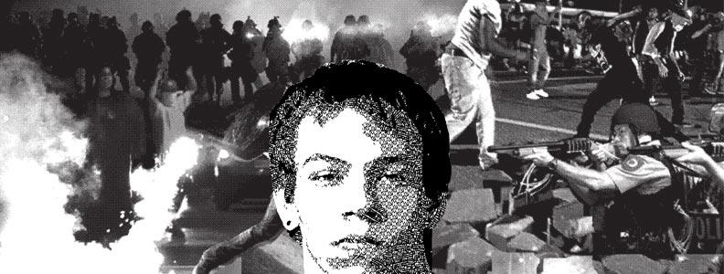 Political Prisoner Birthday Poster For July
