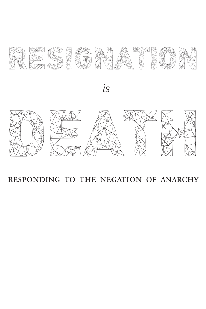 resignation is death