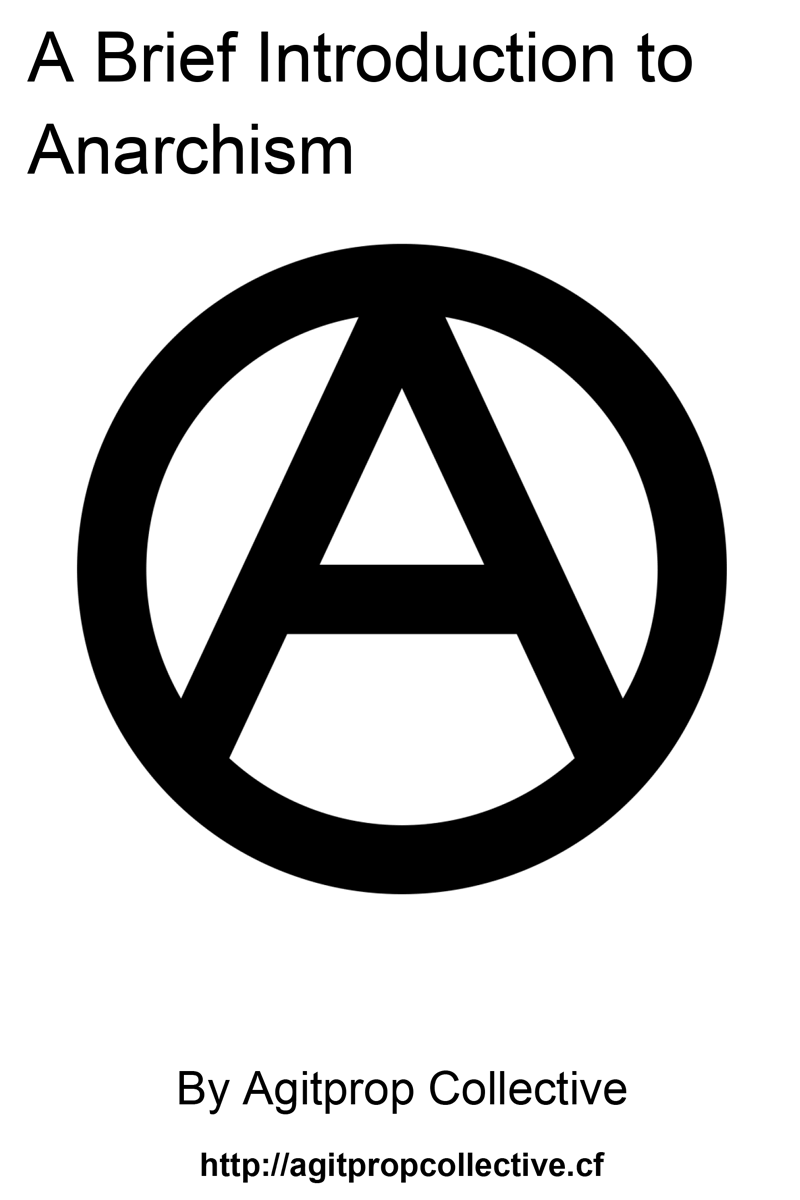 cover brief intro to anarchism