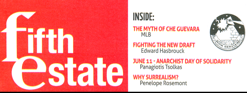 Fifth Estate #397 Out Now