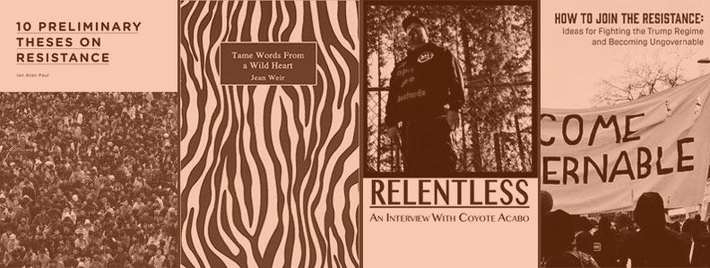 Anarchist Zines & Pamphlets Published in February 2017