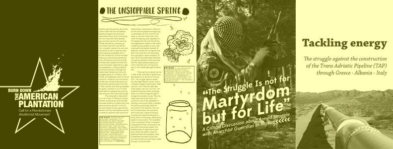 Anarchist Zines & Pamphlets Published in June 2017