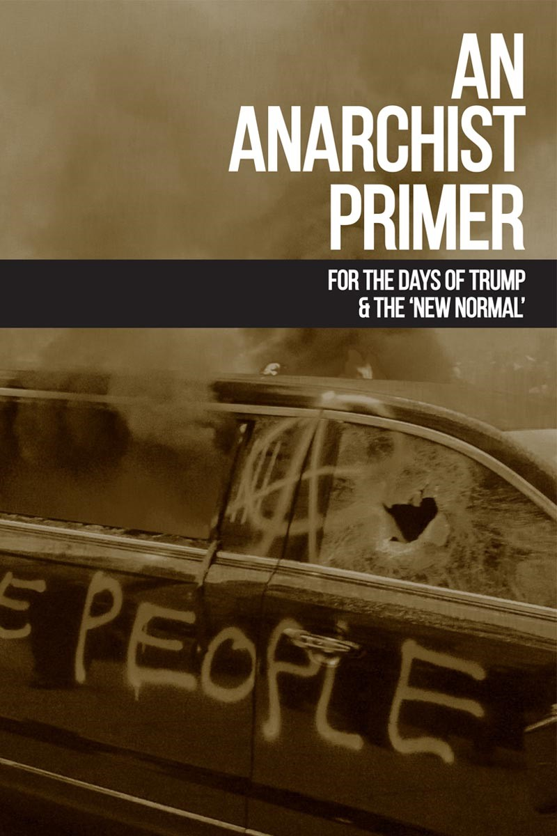 an anarchist primer zine cover